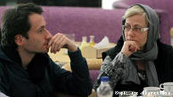 inhaftierte deutsche Journalisten im Iran