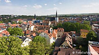 View over Weimar