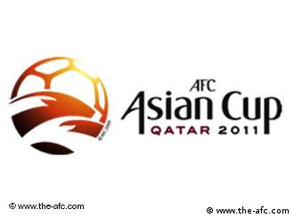 The official Asian Cup logo