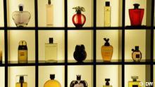 Ausstellung Flacons Haute Couture der Düfte
