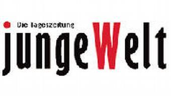Logo junge Welt Die Tageszeitung
