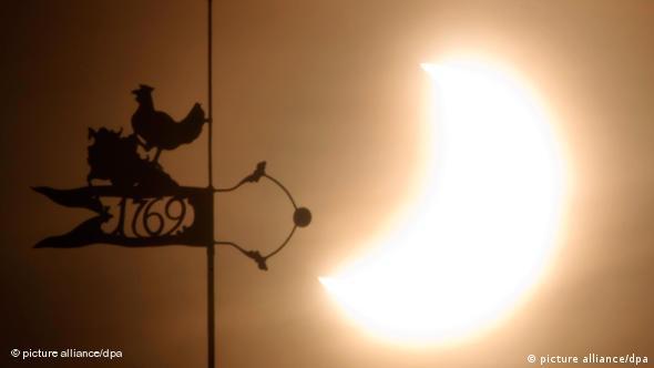 Sonnenfinsternis Flash-Galerie