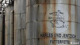 Harles and Jentzsch silos