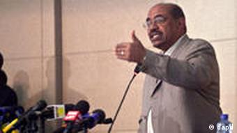 البشیر، رئیس جمهور کنونی سودان