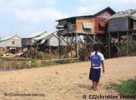 La electricidad es demasiado cara para muchos camboyanos.