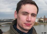 Журналист Кастусь Лашкевич
