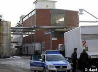 Polícia investiga instalações da Harles und Jentzsch em Uetersen