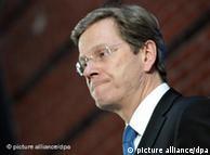 گیدو وستروله، وزیرخارجه آلمان
