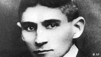فرانتس کافکا در سال ۱۹۱۲