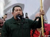 Chávez anunciou paralisação de projetos venezuelanos