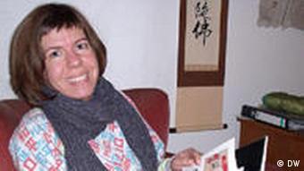 Die Autorin Michaela Vieser (Foto: DW / Aygül Cizmecioglu)