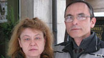 Wiktor und Marina Kalaschnikow