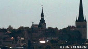 Вид на Таллин