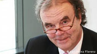 CDU deputy Karl-Heinz Florenz