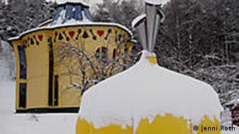Finnland Kulturhauptstadt Turku Sauna von Jan-Erik Andersson