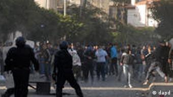 Algerien Ausschreitungen Lebenshaltungskosten Arbeitslosigkeit