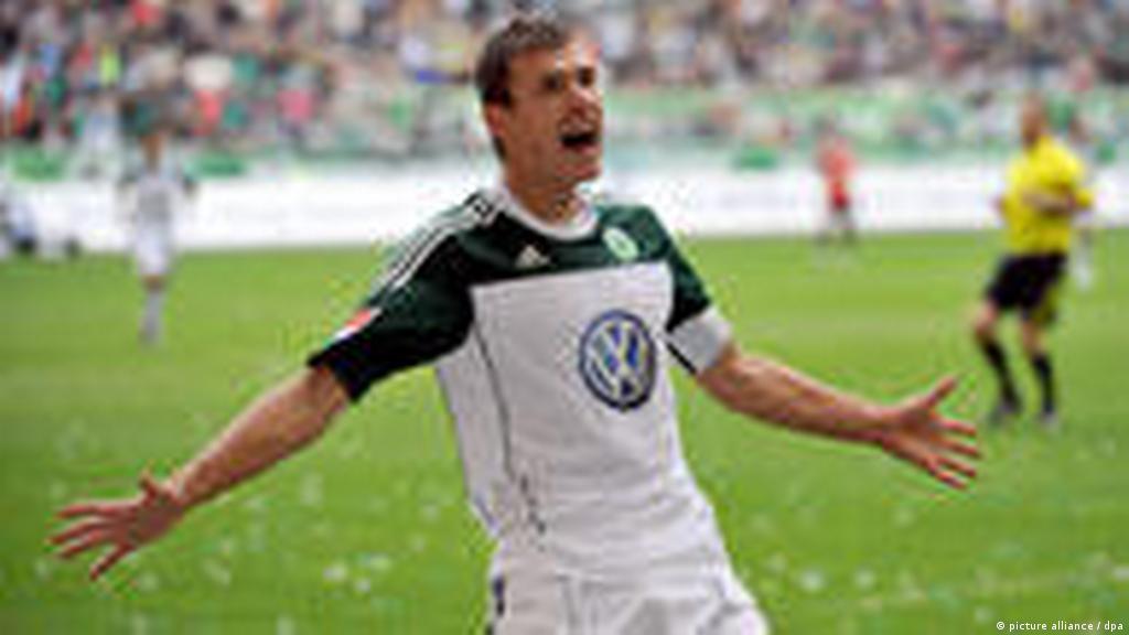 Chris футболист вольфсбург