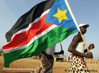 شوق ناشی همهپرسی در جنوب سودان