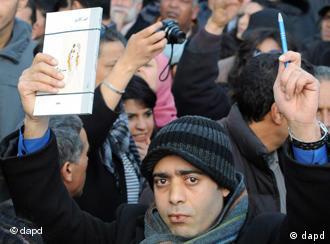 تعطیلی مدارس برای مقابله با خشم جوانان در تونس