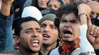 اعتراضات مردمی در تونس