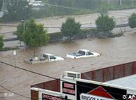 آسٹریلوی ریاست کوئنز لینڈ کو بھی سیلاب کا سامنا رہا