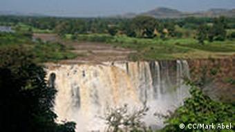 Tissiat Falls, Blauer Nil, Äthiopien