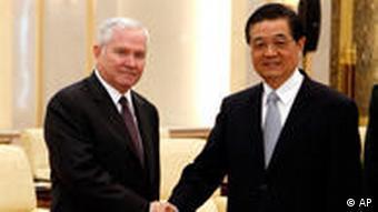 Temaslar ABD Savunma Bakanı Robert Gates'in Pekin ziyaretiyle başladı