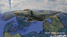 Richthofengeschwader sichert baltischen Luftraum Im Beisein hochrangiger Vertreter der litauischen, amerikanischen und deutschen Streitkräfte hat Deutschland am 5. Januar 2011 im Rahmen der integrierten NATO-Luftverteidigung die Überwachung des Luftraums über Estland, Lettland und Litauen von den USA übernommen.