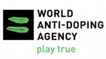 Logo der Welt-Anti-Doping-Agentur WADA