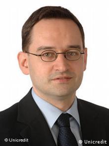 Andreas Rees, Chefvolkswirt von UniCredit (Foto: UniCredit)