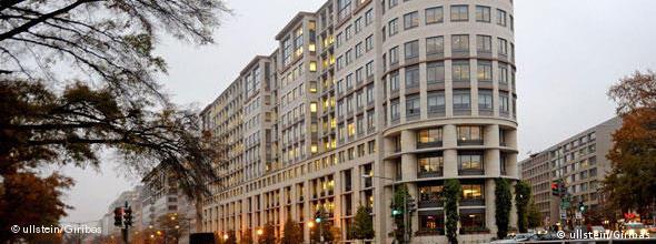 ساختمان مرکزی بانک جهانی در واشنگتن