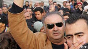 اعتراضات خیابانی در تونس ادامه دارد