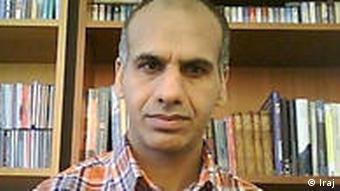 ایرج از فعالان حقوق بشر بلوچ