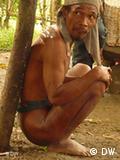 A tribal leader