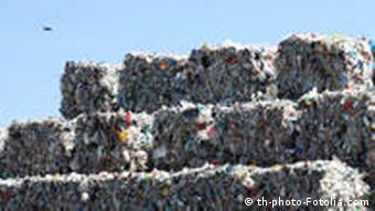 Внесеният боклук трябвало да се използва за производството на строителни материали
