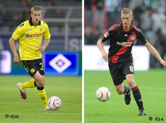 Seven and Lars Bender