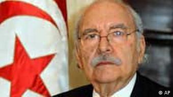 فواد المبزع، رئیس پارلمان و رئیس جمهور موقت تونس