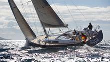 Das Foto zeigt eine Segelyacht Moody 630 der HanseGroup Greifswald. Copyright HanseGroup