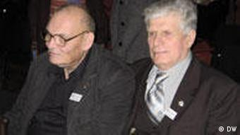 Александр Наумов и Николай Босой