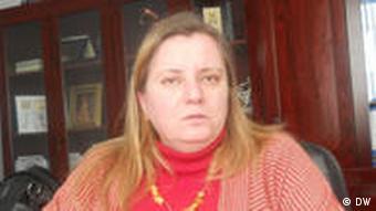 Sherifi Naime Direktorin des Zentrums für Frauen und Kinder