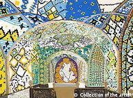 الهام رکنی، فضای آبی و زرد، ۲۰۱۰ میلادی