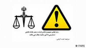 Virtuelle Straftaten Iran Internet Zensur