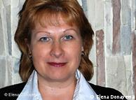 النا دونایوا، کارشناس ارشد بخش ایران در