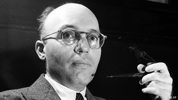 Kurt Weill 1943 in New York (Foto: AP)