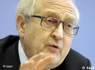 Economics Minister Rainer Brüderle