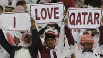 Fans are happy that hosts Qatar survived the group stage