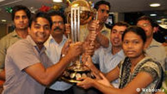 Who is going to take home the Cricket World Cup 2011 trophy?