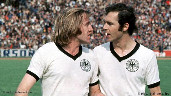 Νέτσερ και Μπέκενμπαουερ τα λένε σε αγώνα της Εθνικής Γερμανίας