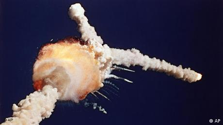 Flash-Galerie Space Shuttle Challenger