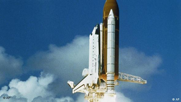 Flash-Galerie Space Shuttle Challenger